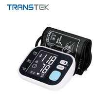 Newly large digital display big user buttons blood pressure monitor for old people