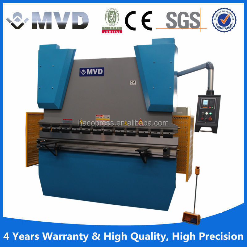 MVD WC67Y-30t hydraulic auto bender machine for die cutting bender machine for sale automatic stirrups bender