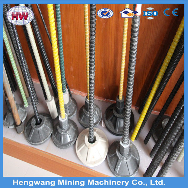 Super Anchor self drilling FRP Hollow Rock Bolt