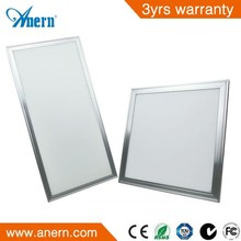 The latest factory price 5730smd chip 600x600 36W aluminium profile led panel light frame