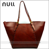 Wholesale bags vegan genuine leather shoulder lady handbags