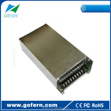 Industrial standard AC 24V 30A DC power supply