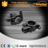 popular hot sale mirror handlebar mount clamp for motorcycle motorbike