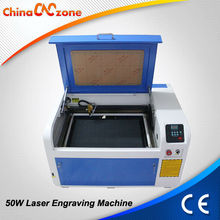 XB-460 50W CO2 Acrylic Plastic Wood Playwood Bamboo Word Engraving Machine