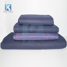 Wholesale Good Quality soft cheap moving blanket for furniture