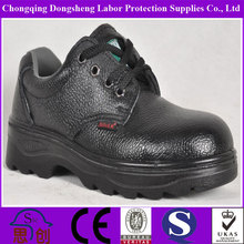 embossed cow leather safety shoes allen cooper