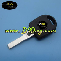 Best price transponder key with light and T5 glass chip for seat key