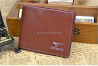 RFID wallet australia Men's genuine leather wallet