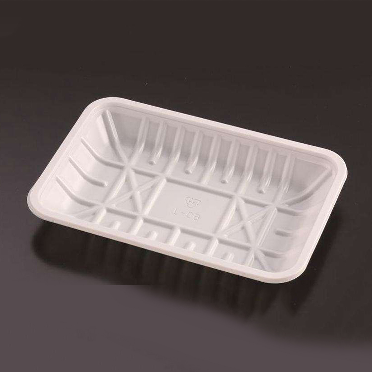 Factory Direct Safety Food Grade Custom Design Disposable Plastic Fruits Packaging Tray