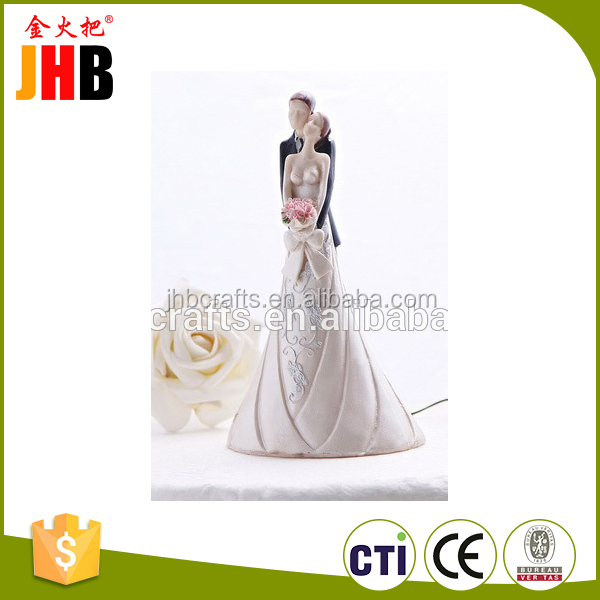 Custom party decoration decorations wedding figurine