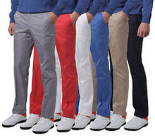 2016 men and womens golf pants