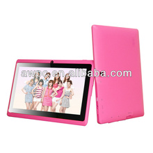 cheapest 7 inch Q88 dual core android tablet with android 4.2 OS