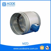 AIR CONDITIONING DUCT VOLUME CONTROL MOTORIZED