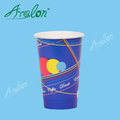 colorful cartoon paper cups ,disposable sugar paper cups