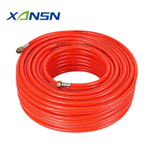 Aerator rubber scrap water PVC collapsible plastic pipe hose