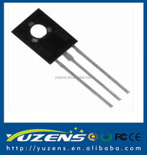 2N6039 4A 80V NPN Darlington Complementary Silicon Power Transistors in TO225AA