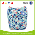 Alvababy Birds Pattern Washable Cloth Diapers Baby Diapers Wholesale