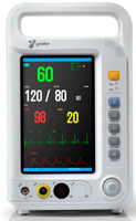 EMS-YK-8000A multi-parameter patient monitor