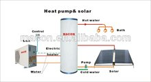 2014 new water cooling system,air source EVI heat pump