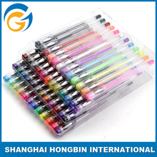 Fluorescent Ink Pen Multi Color Gel Pen