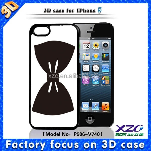2016 plastic promotion gift under 1 dollar 3D leather phone case for iphone 6 case for other phone