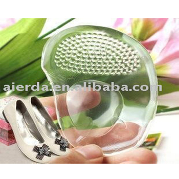 Wholesale Sandal Anti-Slip Silicone Gel Ball Of Foot Cushion Insole Pads