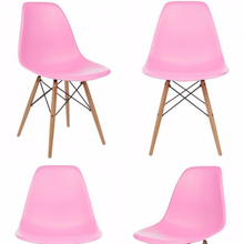 dining chair PP wood leg dining chair without arm for restaurant hotel dining chair