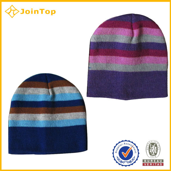 new thin cotton infant beanie caps