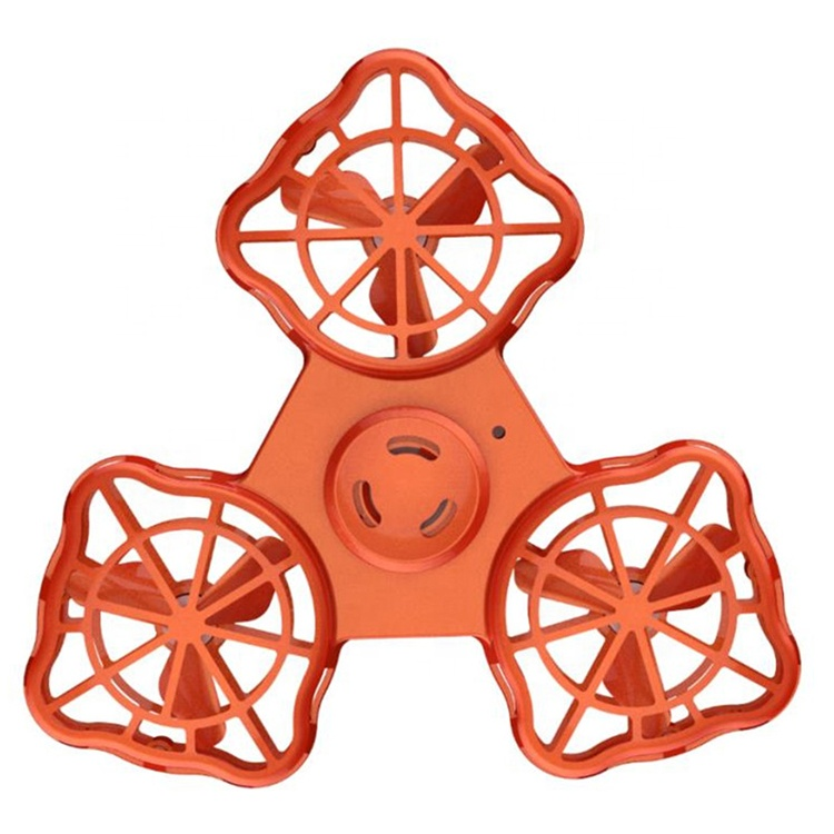 2018 New Design Anti-stress Relief Flying Finger Gyro Release Fidget Rechargeable Hand Fly Spinner Toys For <strong>Kids</strong> and adult