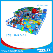 HOT SALE Cheap Multiple indoor used amusement rides naughty castle amusement park