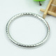 Wholesale China Trade irregular men stainless steel cuff bracelet