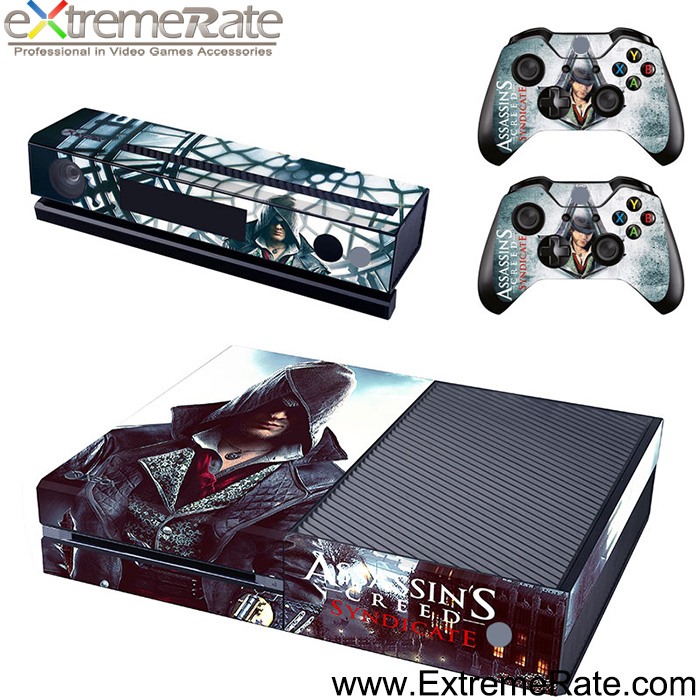 Sticker wrap for Xbox One front skin sticker