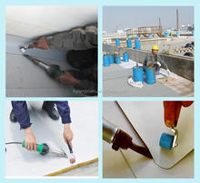 waterproof used reinforced PVC membrane from china