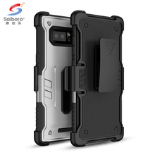 For samsung galaxy note 8 belt clip case cover heavy duty hybrid armor rugged shockproof