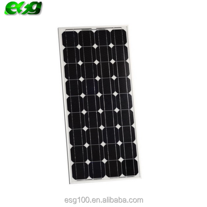 High efficiency MONO Panel 95W Mono solar module