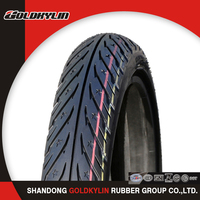 300-17 Black Strong Motorcycle Tire