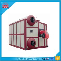 Horizantal gas fired water boiler induction heating boilers oil steam boilers used