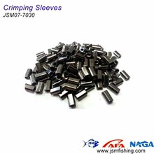 OVAL MINI SLEEVES,copper or aluminum crimping sleeves JSM07-7030