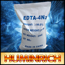 Huminrich EDTA Mg/Mn/Fe/Zn China Supplier EDTA Tetrasodium Dihydrate ( EDTA-4NA 2H2O)