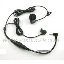[M-E1106-MT] Professional ear bone mic earpiece for communication Motorola FR50 FR60 XTL446 SX700 FV200 FV500