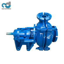 Centrifugal 6/6 Sand and Gravel Slurry Pump 20hp