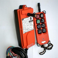380v Industrial Wireless Crane Remote Controls For Cranes And Hoists