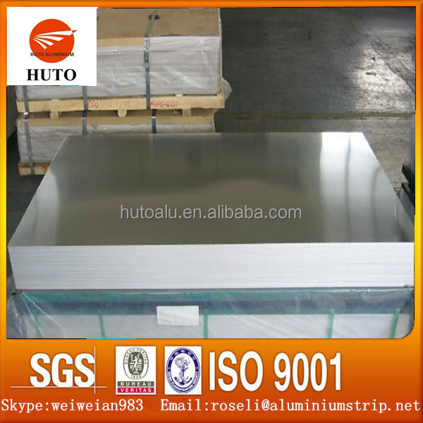 Factory Price Coated Aluminium Roofing Sheets