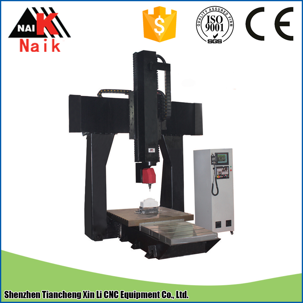 High Accuracy China Granite Cnc Router Price 3d Statue Making Cnc 5 Axis Stone Machine