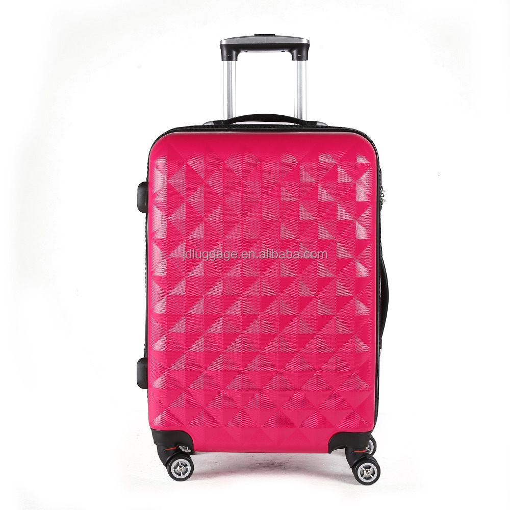 BEIBYE luggage suitcases 24 24 28 luggage trolley bags abs plastic case