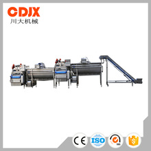 High Capacity Low Price Industry Leaf Vegetable Washer Machine