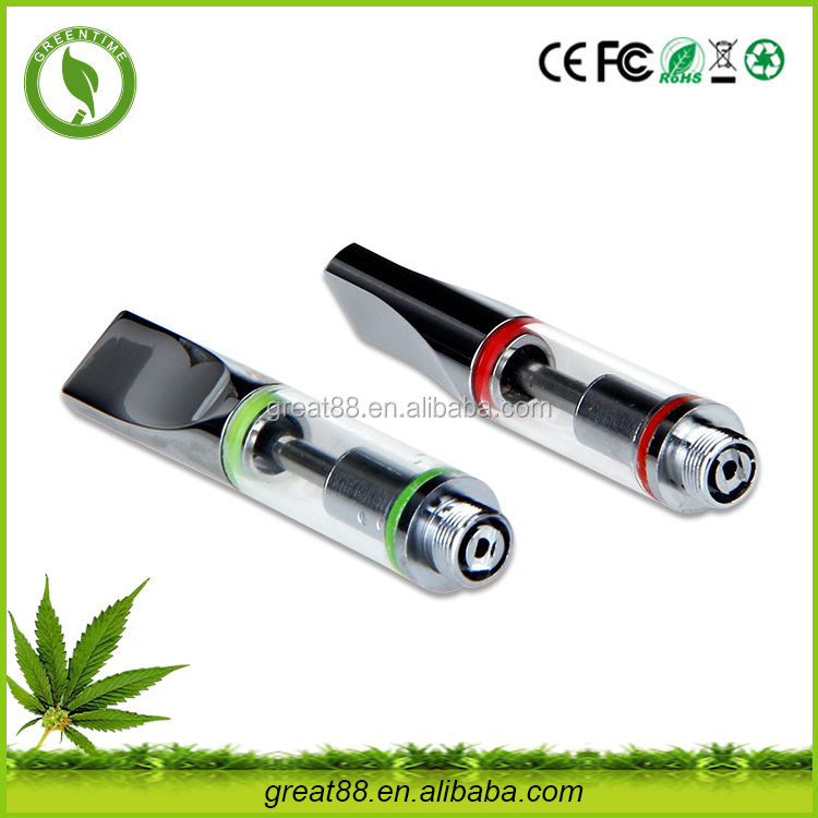USA distributor welcomed new metal cbd oil atomizer for disposable co2 oil vape pen