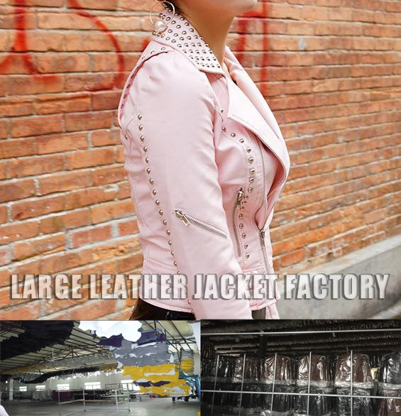 china manufactor overcoats for women 2017 mens classic leather biker jacket spring clothing