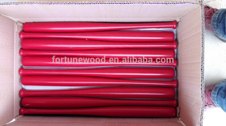 New OEM design wooden material mini baseball bat