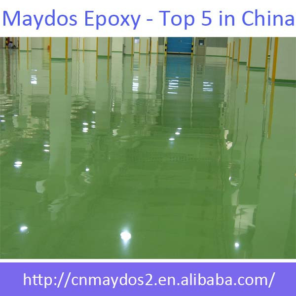 Floor Coating Manufacturer-Maydos High Glossy Anti Bacterial Self Leveling Epoxy Flooring for Hospital